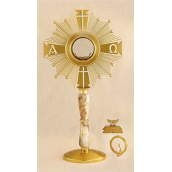 Monstrances/Ostensoria's & Luna Holders